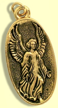 The Guardian Angel Amulet