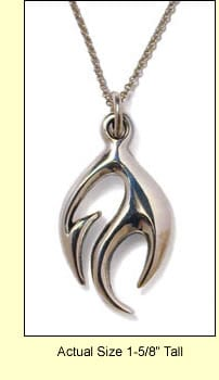 The Lightning Bolt Amulet for Love