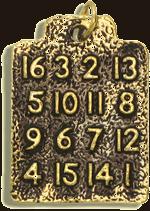 The Magic Square Amulet